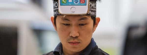Hombre Apple 1