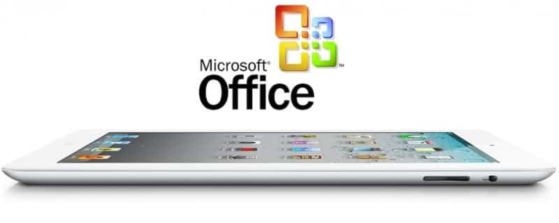 Office para iPad 1