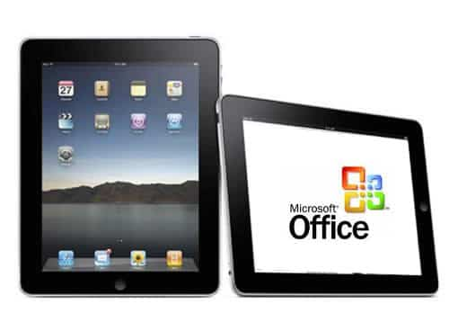 Office para iPad 2