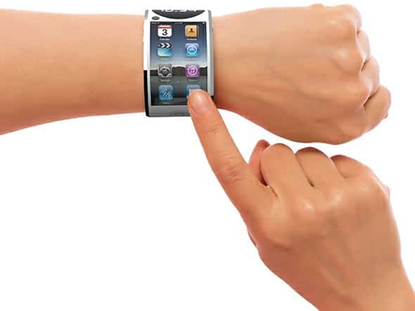 Shaquille O'Neal iWatch 2