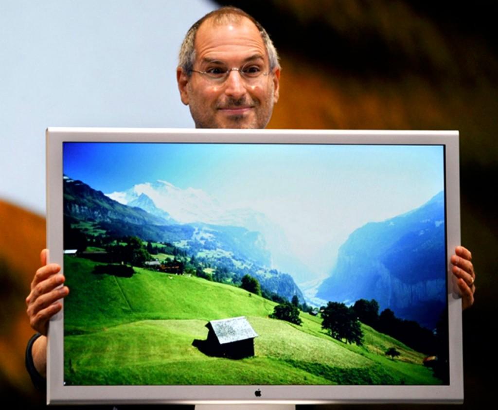 Steve Jobs Apple TV 2