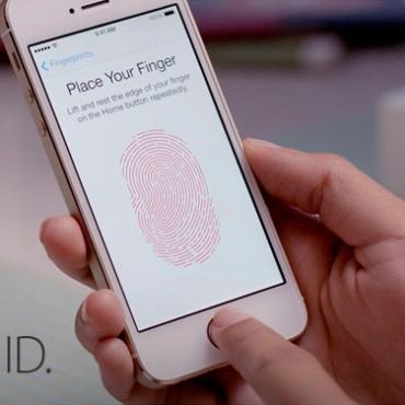 ¿Cómo nombrar las huellas almacenadas en Touch ID?