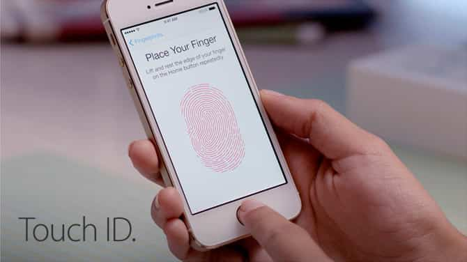 Touch ID 1
