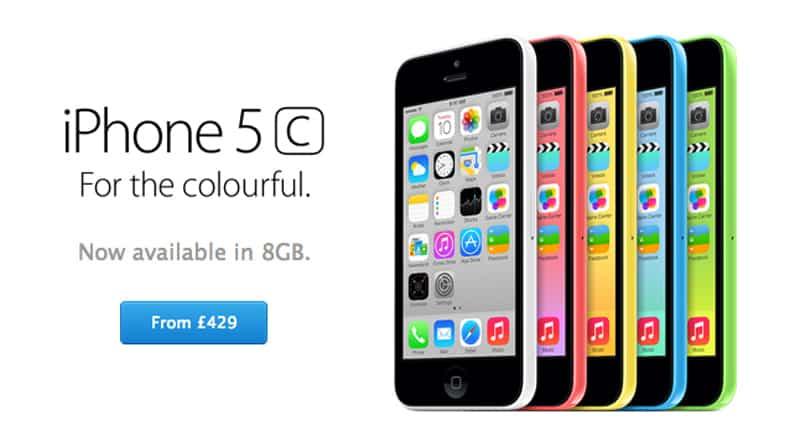 iPhone nano Apple 1