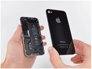 taller reparacion iphone