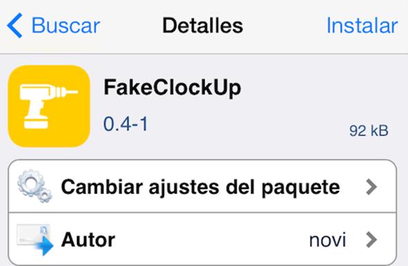 acelerar iOS 7 2