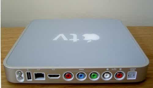 Los AppleTV de primera generación no conecta a iTunes Store 2