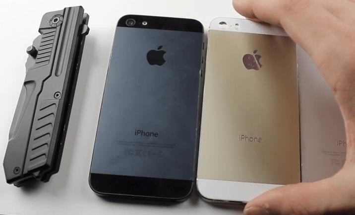 iPhone 5S resistencia 1