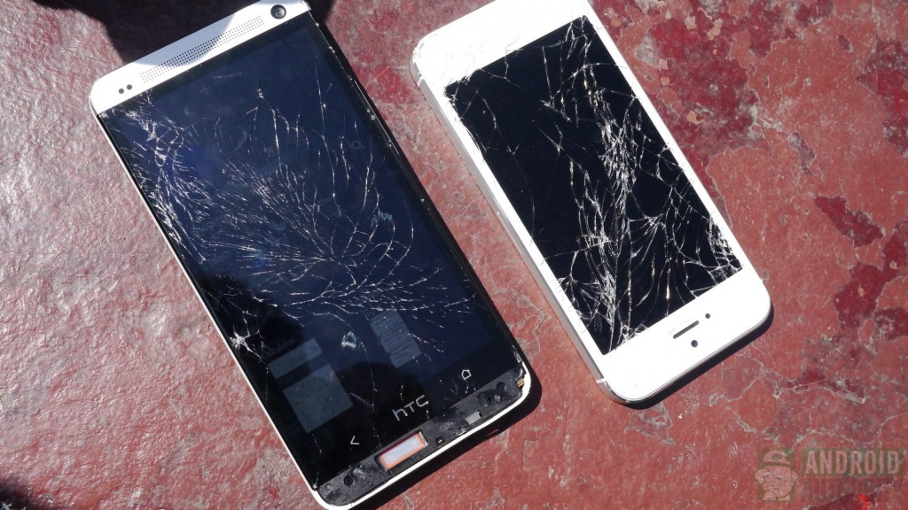 iPhone 5S resistencia 2