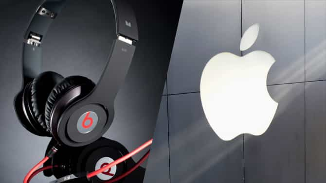 Apple Beats Electronics 2