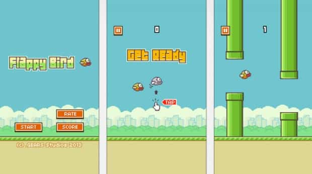 Flappy Bird iOS 2