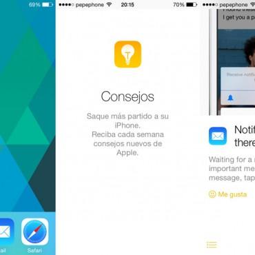 Aplicaciones a probar luego de instalar iOS 8