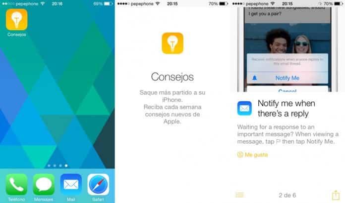 Aplicaciones a probar luego de instalar iOS 8 2