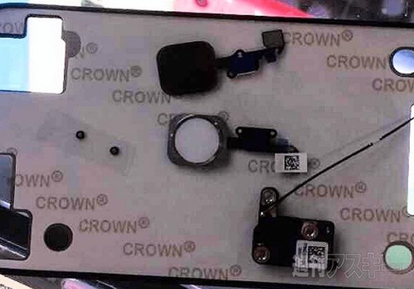 Nuevas fotos filtradas del sensor dactilar del iPhone 6 2
