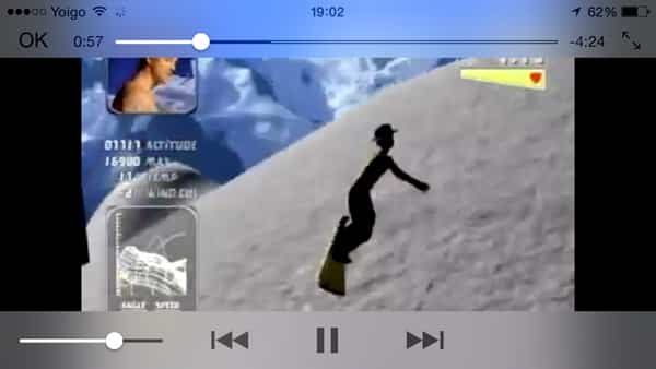 YouTube en segundo plano en iPhone 2