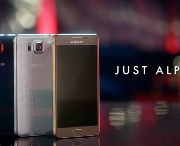 Samsung presenta el Galaxy Alpha, rival del iPhone 6