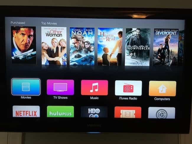 La beta de Apple TV muestra una interfaz renovada 2
