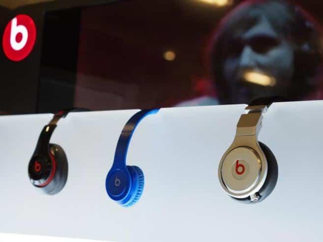 Cómo será el sector dedicado a Beats en la Apple Store 2