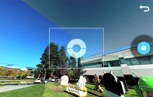 Google Photo Sphere Camera llega a iOS 2