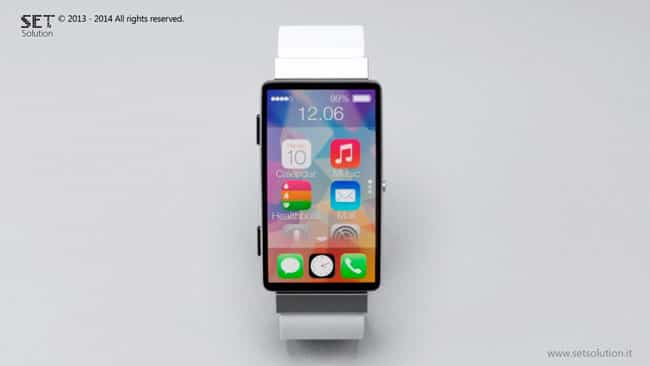 iWatch Apple 2015
