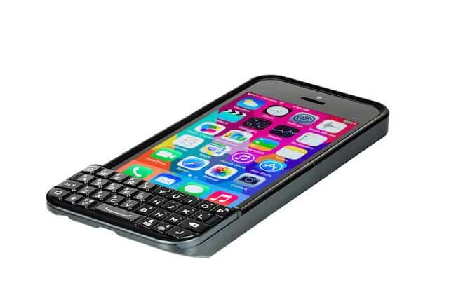 Typo2 ¡un teclado QWERTY para tu iPhone! 2
