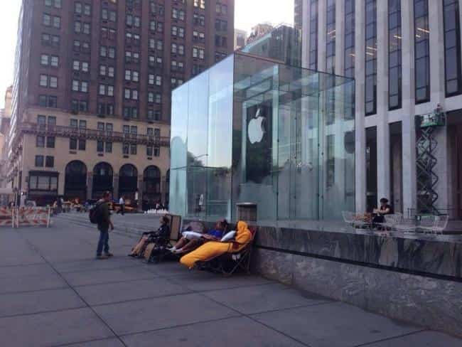 Apple Store iPhone 6