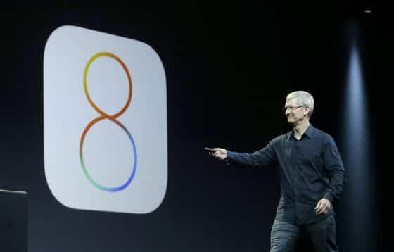 Apple retira la actualización de iOS 8.0.1