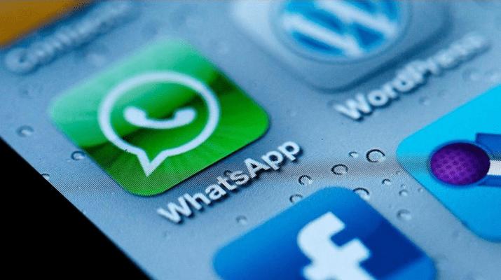 WhatsApp iPhone 6 Plus
