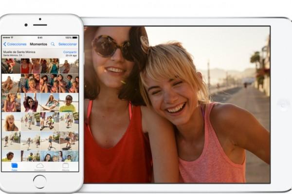 Apple libera la actualización iOS 8.0.2