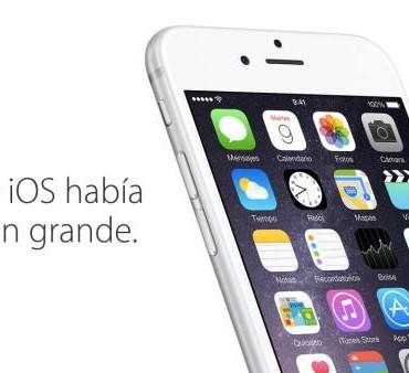 Apple podría estar desarrollando hasta iOS 8.3