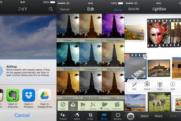 Camera+: consíguela gratis esta semana en la App Store