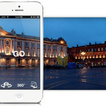 Cycloramic: una app para fotos automáticas en tu iPhone
