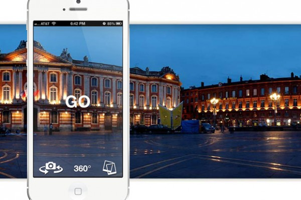 Cycloramic: una app para fotos automáticas en tu iPhone