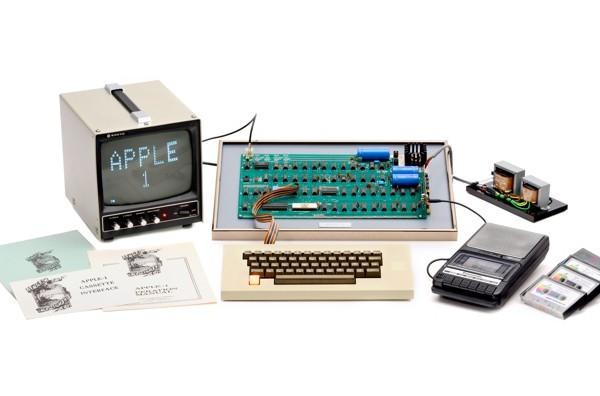 Apple I rompe su propio récord de ventas