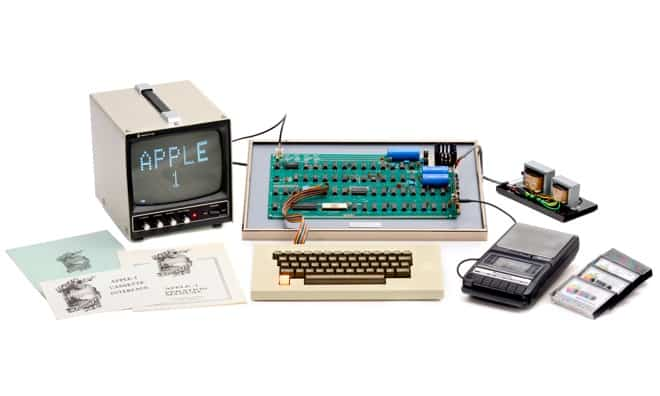 Apple I rompe su propio récord de ventas 2