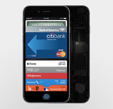 Hoy se estrena Apple Pay en Estados Unidos