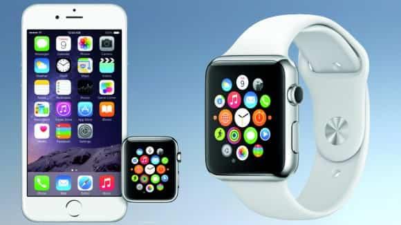Apple Watch y su interfaz llevada al iPhone