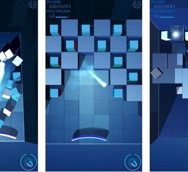 Grey Cubes, el arkanoid del futuro