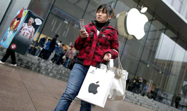 Los iPhone 6 podrán ser comercializados en China 2