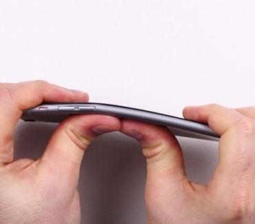 Apple: fin al problema de los iPhone 6 Plus que se doblan