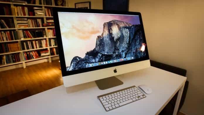 Apple presentó el iMac Retina 5K 2