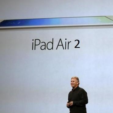Todo sobre el nuevo iPad Air 2