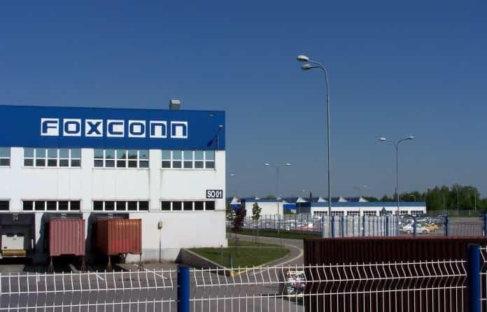 Foxconn crea una nueva planta para las pantallas de Apple 2