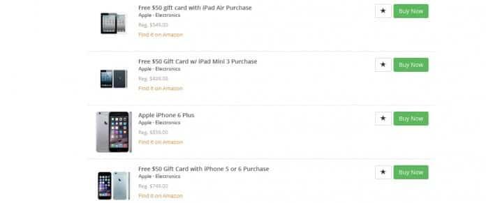 Las mejores ofertas de Apple para el Black Friday 2
