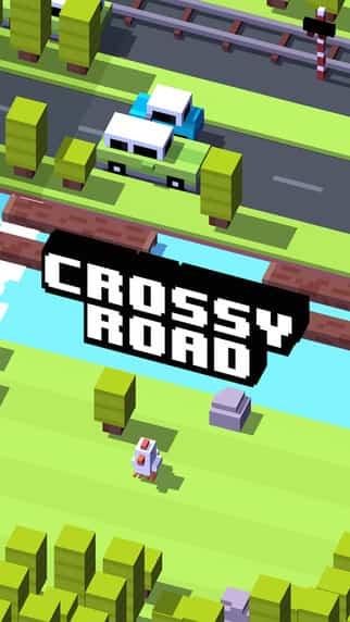 Crossy Road, un endless runner adictivo en iOS 2