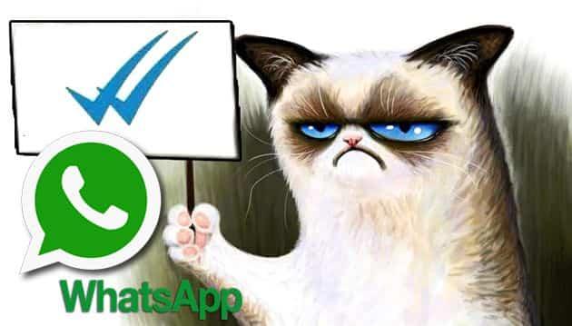 Elimina el doble check azul de WhatsApp en Jailbreak 2