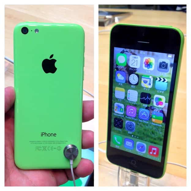 Apple le dice adios al error del iPhone 5c 2