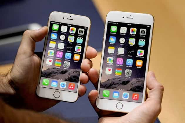 El iPhone 6 ayudó a que Apple supere en ventas a Samsung 2