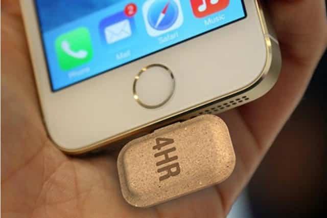 Las baterías Mini Power para Apple 2