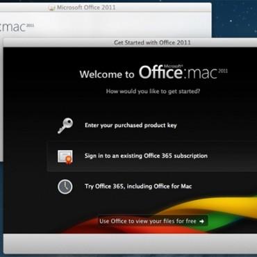 Nuevo Outlook para Mac y Office en 2015